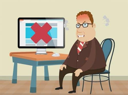 come migliorare un sito web per evitare che un utenti lo abbandoni