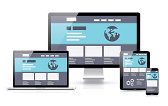 creazione siti web responsive design
